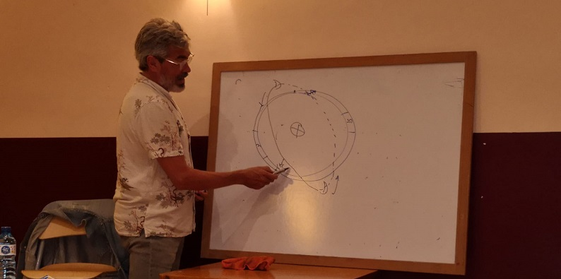 clase astrologia